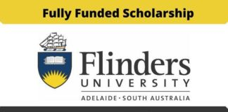 Flinders University Australian Government Research Training Program