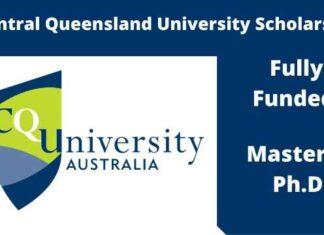 Central Queensland University Scholarship