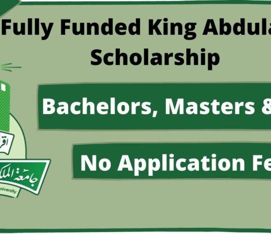 King Abdulaziz Scholarship